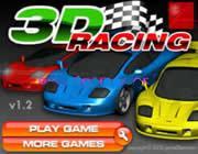 3 d racing