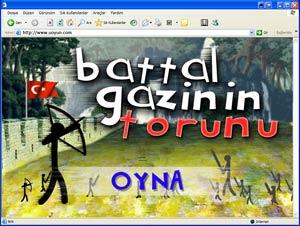 Battal Gazinin Torunu